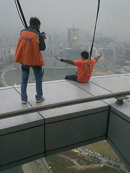 Macau Tower Sky Walk 2