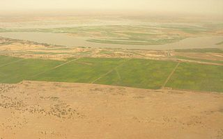 Macina Cercle Cercle in Ségou Region, Mali