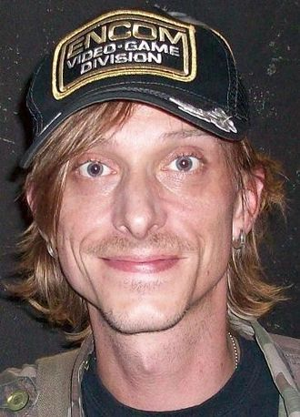 The Convention (The Office) - Executive producer and show runner of The Office Greg Daniels had hoped to get cast members from the original British Office series, such as Mackenzie Crook (pictured) to appear in the episode.