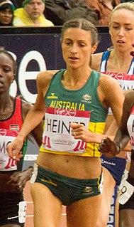 Madeline Heiner Australian runner