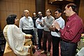 Madhuvanti Ghosh and Participants in Discussion - VMPME Workshop - Science City - Kolkata 2015-07-17 9363.JPG