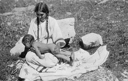 indianer bräuche rituale