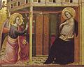 Maestro della madonna strauss, annunciazione di santa maria a quinto.jpg