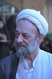 Mahmoud Salavati Iranian translator and religious servant