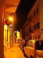 Mahon Minorca center at night II - panoramio.jpg