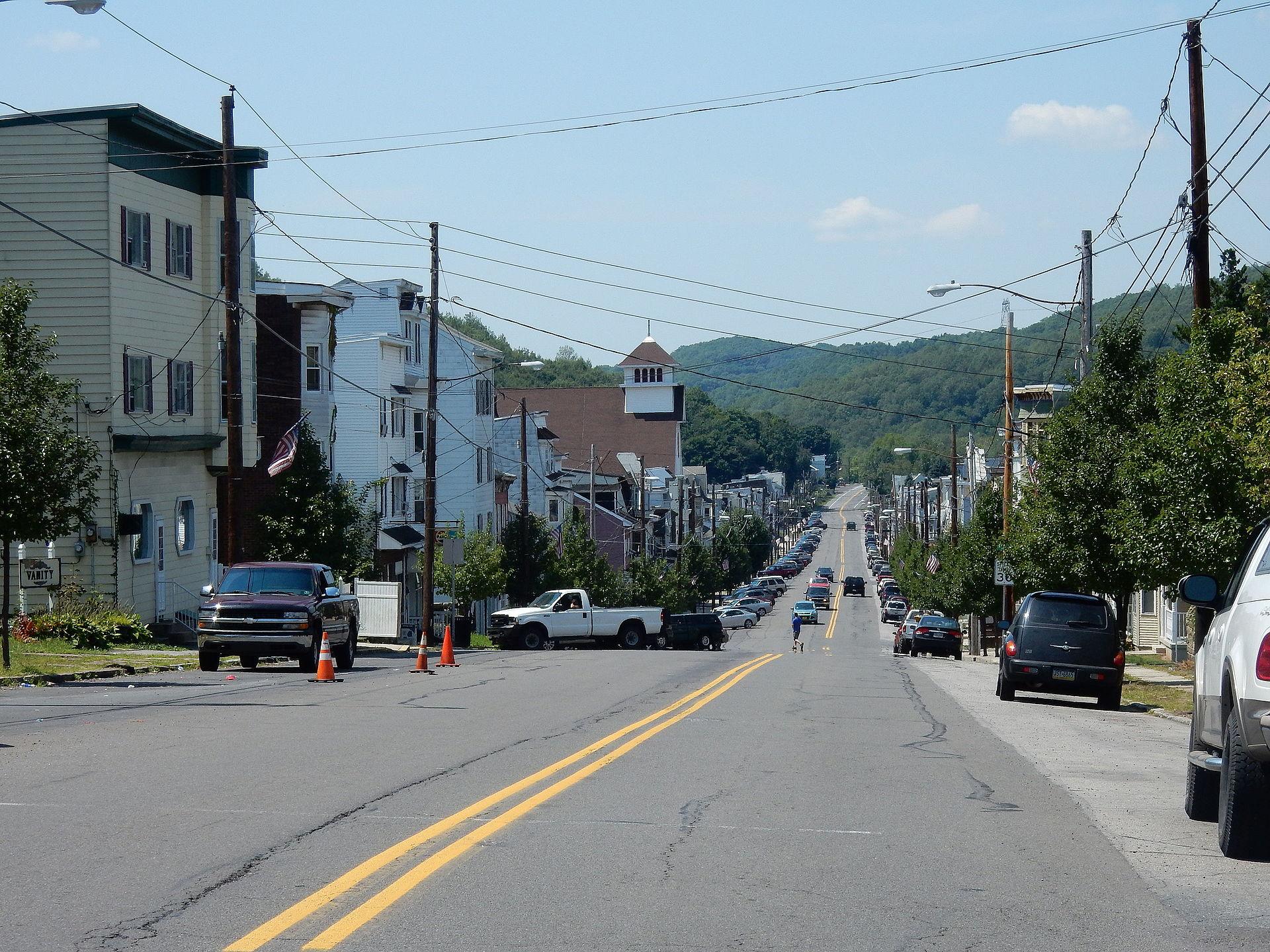 Girardville, Pennsylvania - Wikipedia