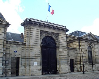 Saint-Denis, Seine-Saint-Denis - Maison d'éducation de la Légion d'honneur de Saint-Denis.