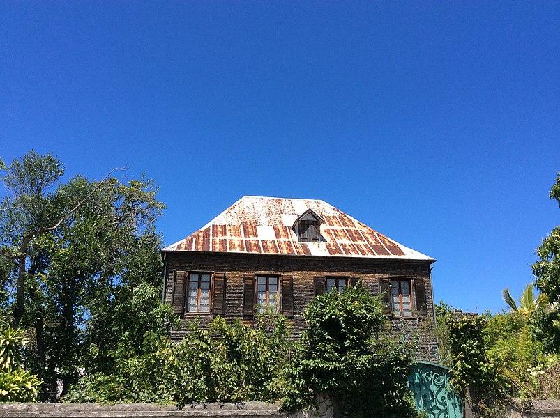 Docteur Edwards s' house in Saint-louis Reunion Islands