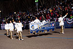 Majestic Marching Knights pass presidential review booth 130121-Z-QU230-315.jpg