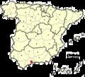 Malaga, Spain location.png