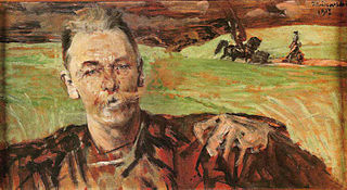 Portrait of Michał Sozański