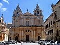 Malte Mdina Saint-Pierre Paul - panoramio.jpg