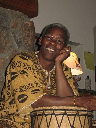 Mamady Keïta - Image: Mamady Keita