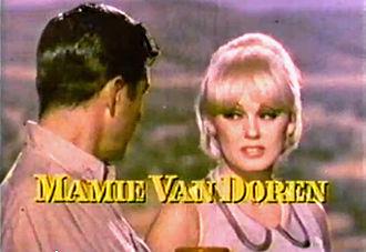 Mamie Van Doren - Mamie Van Doren in trailer for The Navy vs. the Night Monsters (1966)
