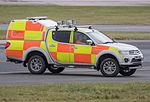 Manchester Airport Bird Scarer (25700732016).jpg