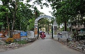 Parco Mangal Pandey - Barrackpore - 24 nord Parganas 2012-04-11 9508.JPG