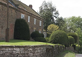Barugh (Great and Little) - Manor House at Great Barugh