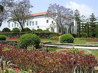 """Bahiyyih Khánum - The """"Mansion"""" of Bahjí"""