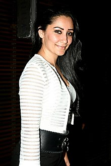 Manyata Dutt snapped at her birthday bash.jpg