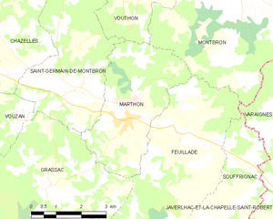 Map commune FR insee code 16211.png