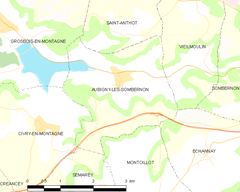 Map commune FR insee code 21033.png