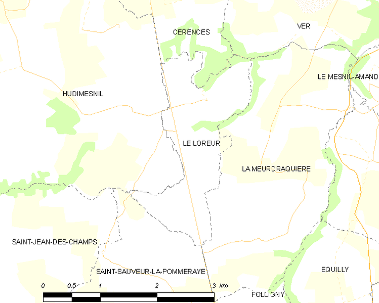 Fayl:Map commune FR insee code 50278.png