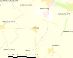 Map commune FR insee code 51439.png