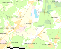 Map commune FR insee code 60492.png