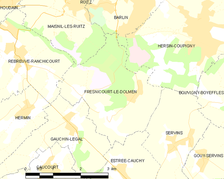 Súbor:Map commune FR insee code 62356.png
