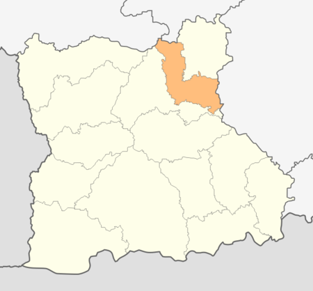 Belitsa (huyện)
