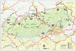 Map of Great Smoky Mountains National Park.png