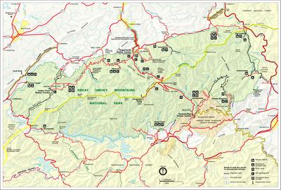 Грейт-Смоки-Маунтинс (национальный парк) — Википедия