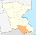 Map of Malko Tarnovo municipality (Burgas Province).png