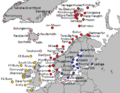 Map of Northern Europe Weather Statations.png