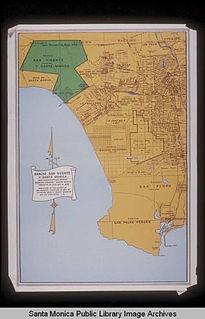 Rancho San Vicente y Santa Monica