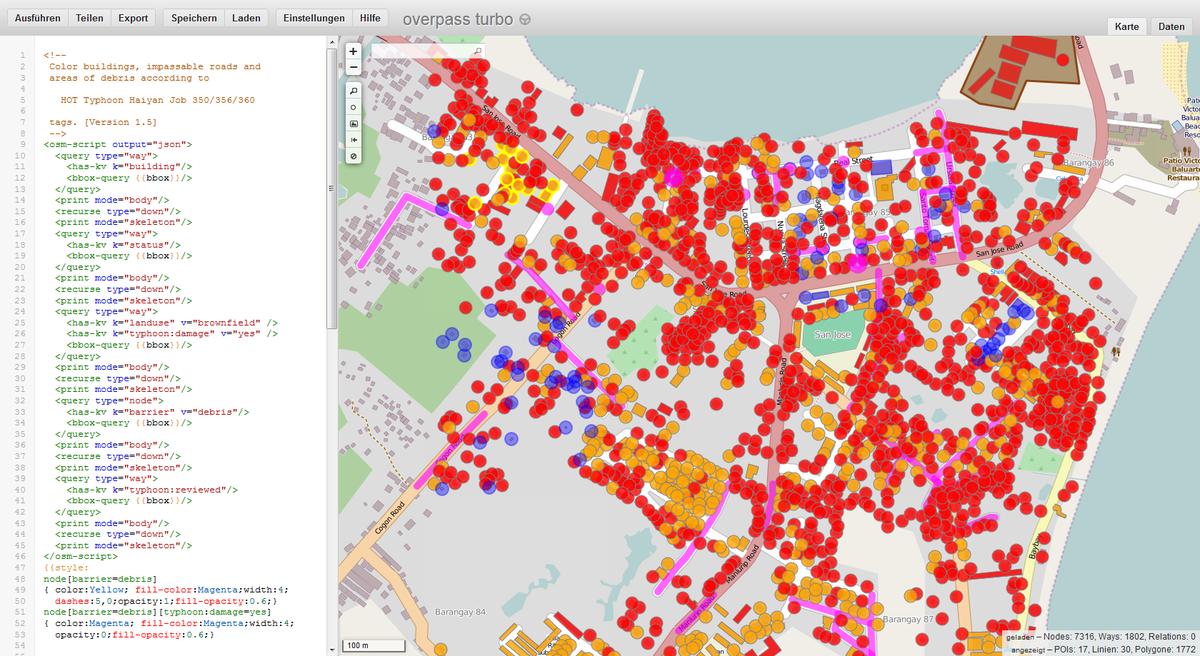 Crisis mapping – Wikipedia