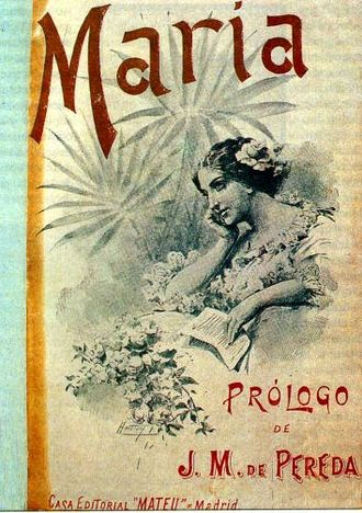 Colombian literature - María is a novel written by Colombian writer Jorge Isaacs. It is a costumbrist novel representative of the Spanish romantic movement.