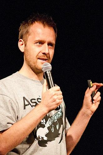 CD Projekt - CD Projekt co-founder Marcin Iwiński in 2011