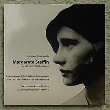 Margarete Emilie Charlotte Steffin Net Worth