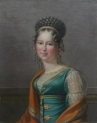 House of Saxe-Coburg and Gotha-Koháry - Image: Maria Antónia Koháry
