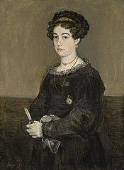 Portrait of a Lady (María Martínez de Puga?)