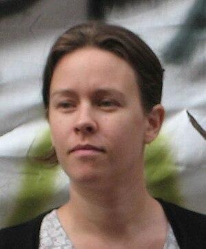 Maria Wetterstrand (b. 1973). Swedish politici...