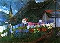 Marianne von Werefkin - In the Village.jpg