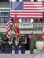 Marines at US Ambassadors Norway 4th July.jpg