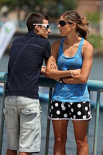 Spanish triathlete
