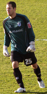 Mark Tyler (footballer) English footballer