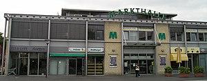 Langenfeld, Rhineland - Markthalle