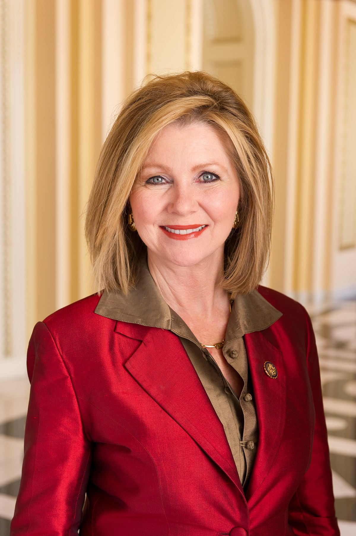 Marsha blackburn young
