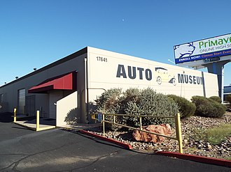 Martin Auto Museum - Martin Auto Museum