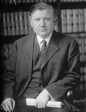 Martin W. Littleton - Littleton circa 1920